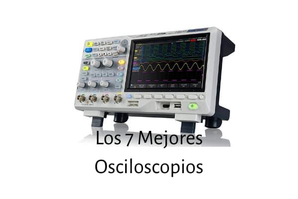 osciloscipio precio