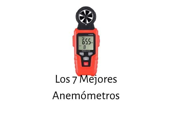 comprar anemometro digital