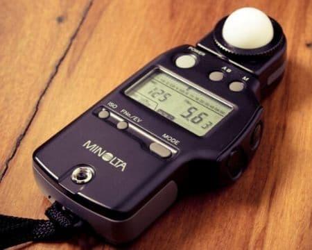 fotometro sekonic l308
