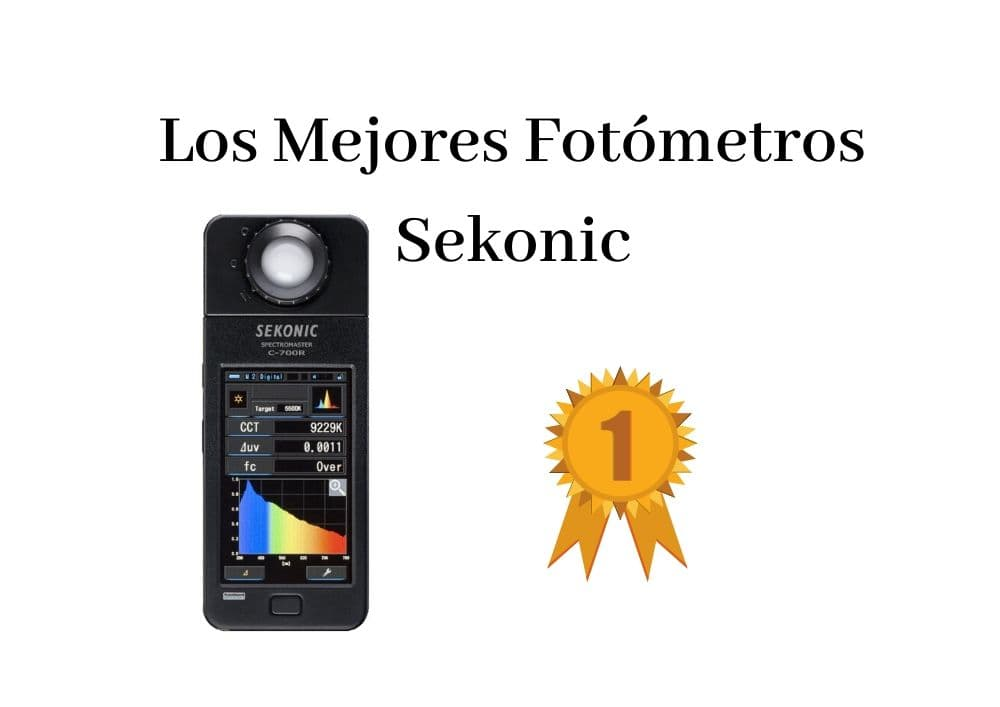 sekonic fotometro