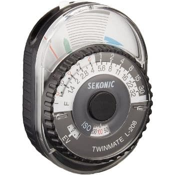 exposimetro sekonic l 308s