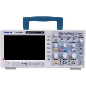 osciloscopio digital portatil
