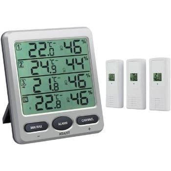 estaciones meteorologicas baratas