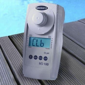 medidores de cloro y ph para piscinas