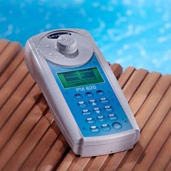 medidor de ph y cloro digital para piscinas