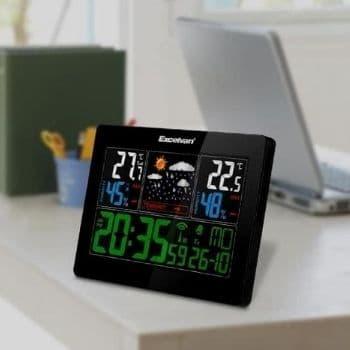 manual estacion meteorologica excelvan