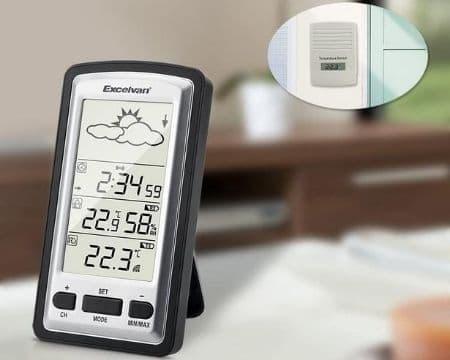 estacion meteorologica excelvan